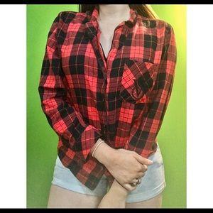 Victoria's Secret flannel!